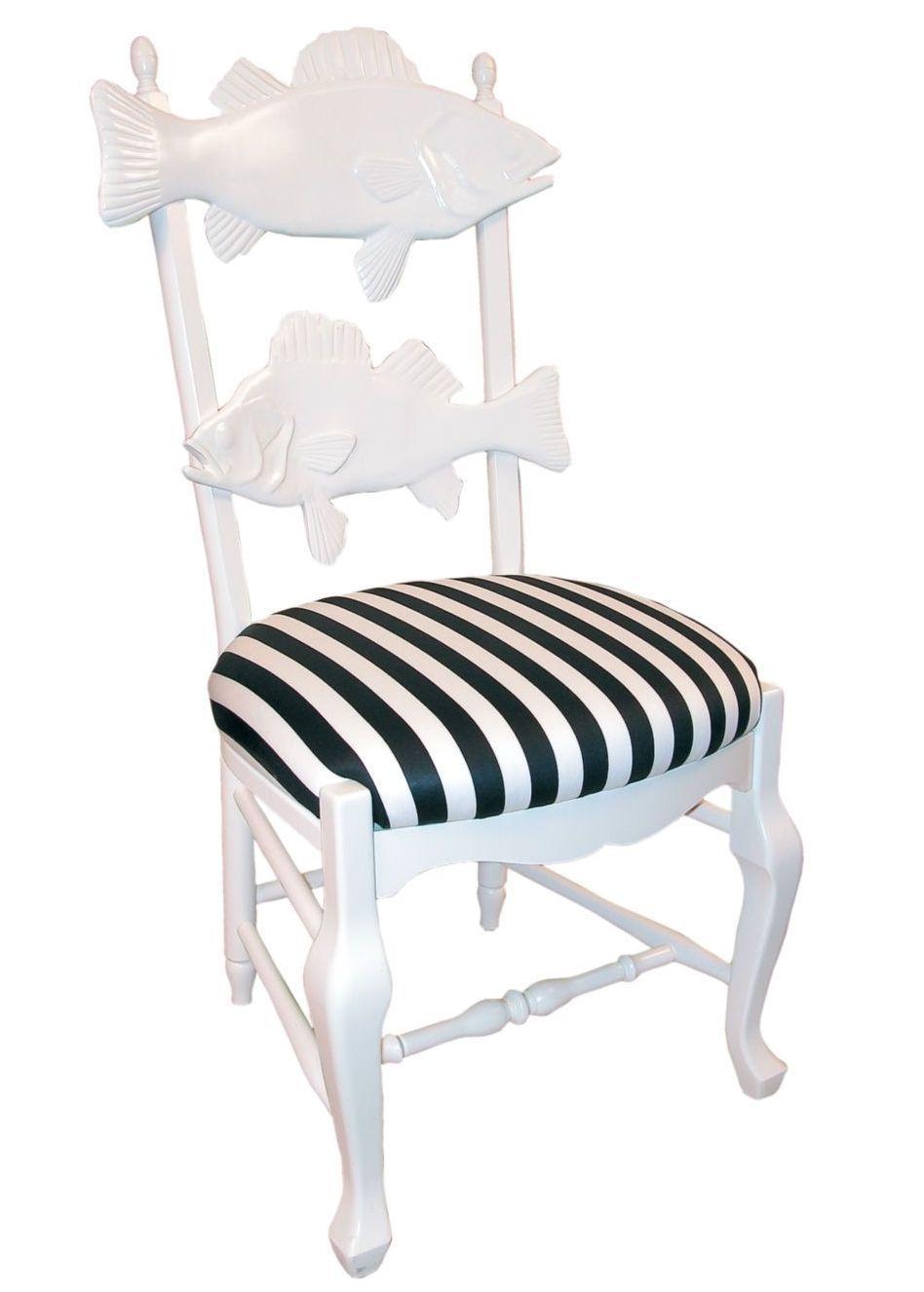 mackenzie childs cod fish chair mackenzie childs pinterest rh pinterest com fishnet dining chairs Dining Room Chairs