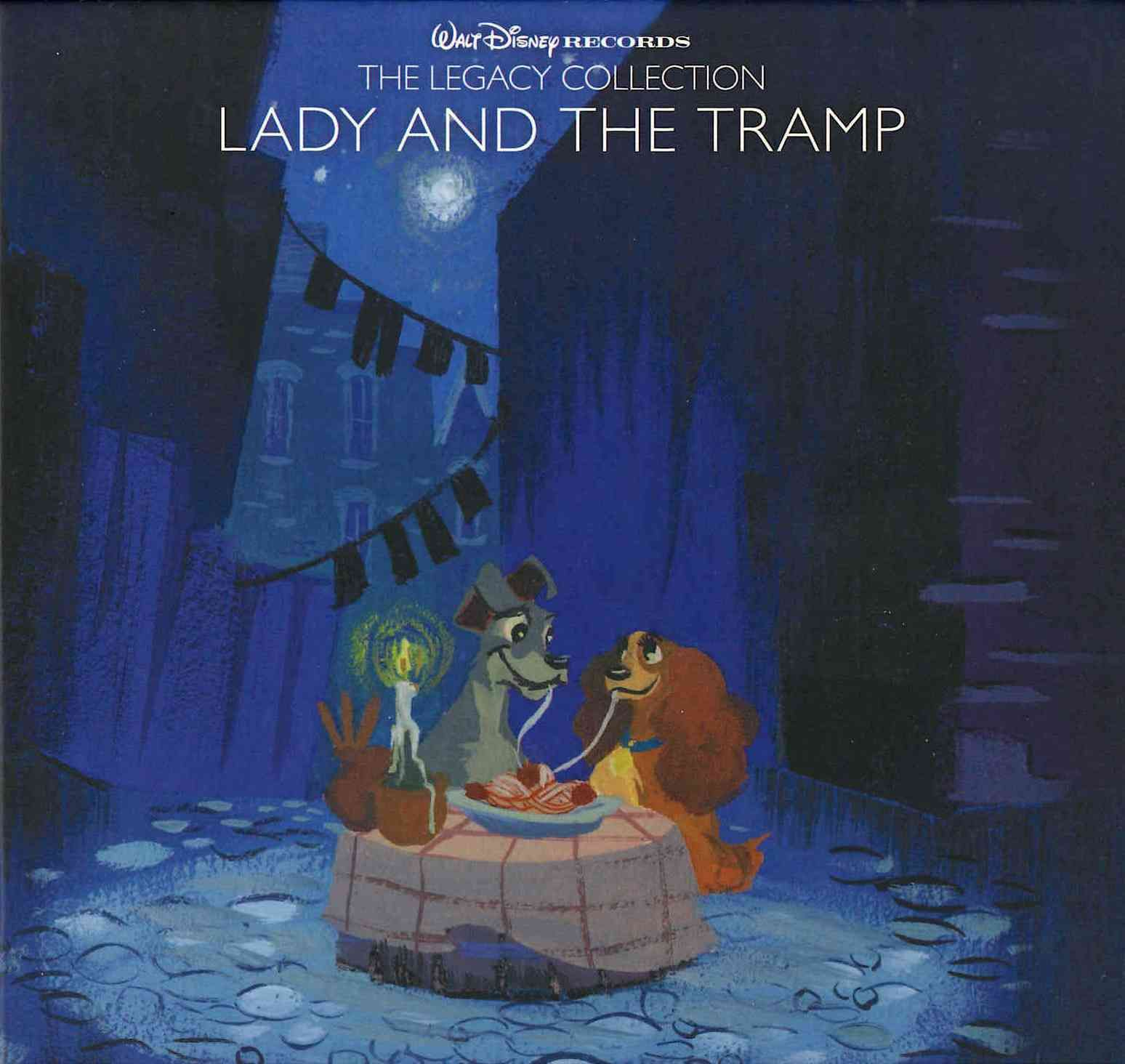 Various - Walt Disney Records The Legacy Collection- Lady And The Tramp