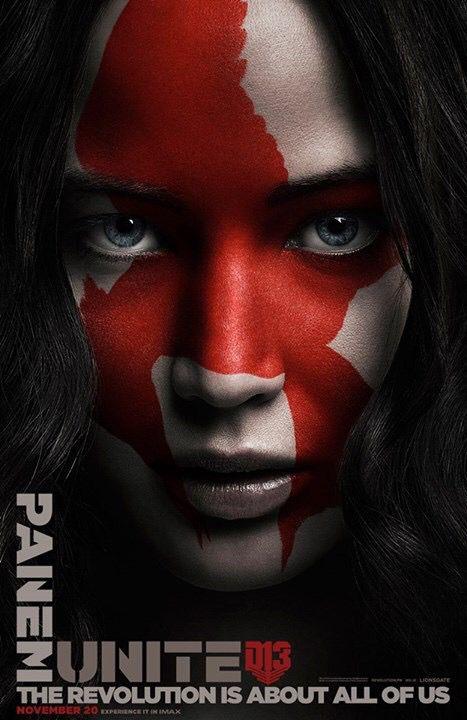Katniss- Mockingjay Part 2