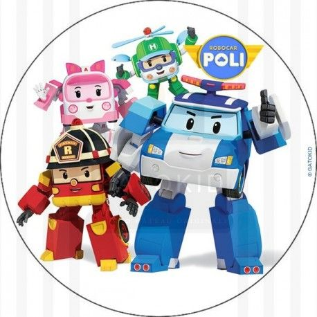 robocar poli cake 4th birthday pinterest cake and birthdays. Black Bedroom Furniture Sets. Home Design Ideas