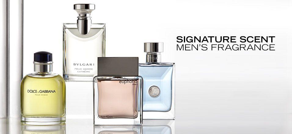 Signature Scent: Men's Fragrance - http://tieasy.net/signature-scent-mens-fragrance/
