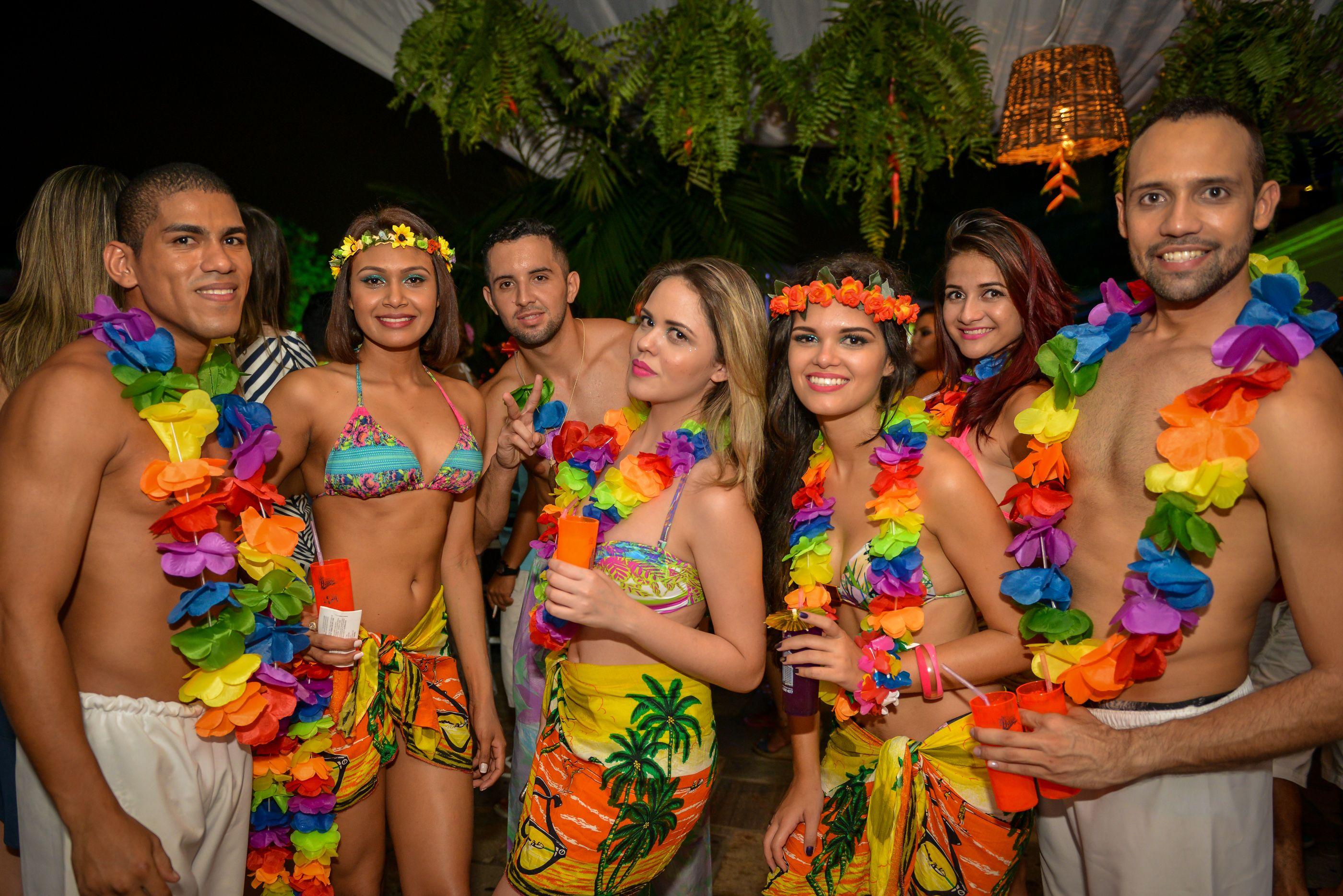 поздравление в стиле гавайской вечеринки определённое средство просто