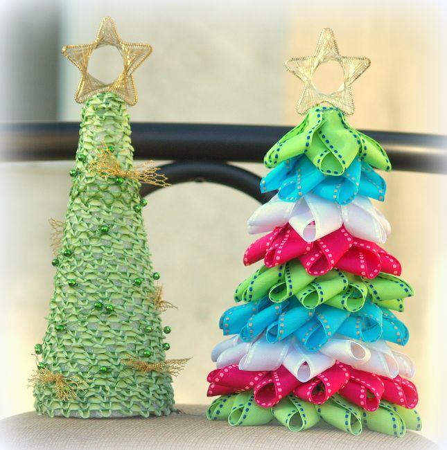 Oh Christmas Tree May Arts Ribbon Company Christmas Tree Crafts Christmas Crafts To Make Diy Christmas Tree