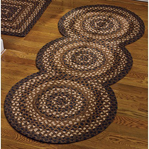 Shades Of Brown Braided Rug Runner 30x72 You Can Get Additional Details At The Image Link