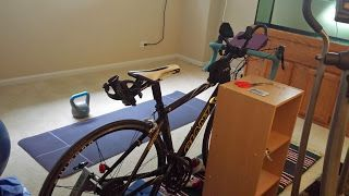 How to set up your indoor bike trainer | Cycling and clothing | Bike