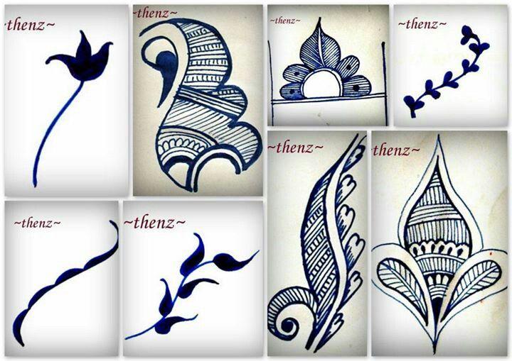 Learn Mehndi Patterns : Learn henna heena pinterest hennas learning and mehndi