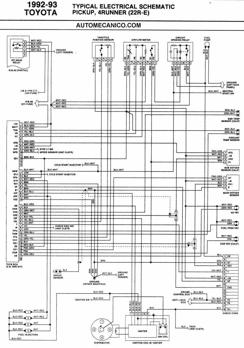 Diagramas Electricos De Autos Toyota 2 Toyota Corolla Toyota Cars Toyota Celica