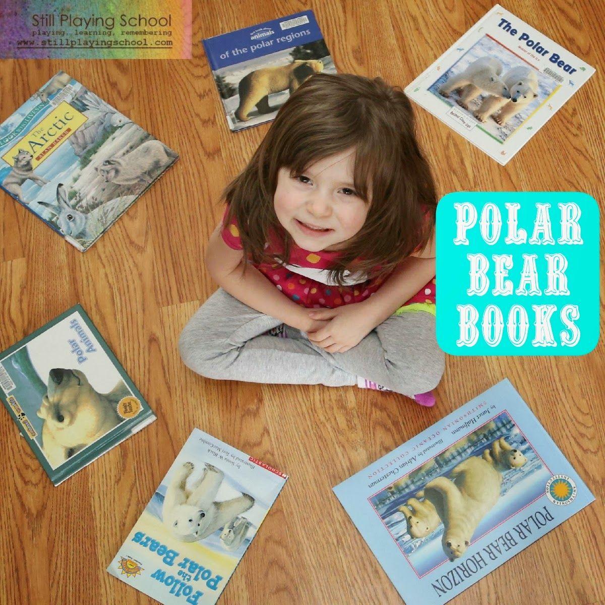 Still Playing School Polar Animals A Preschool Unit