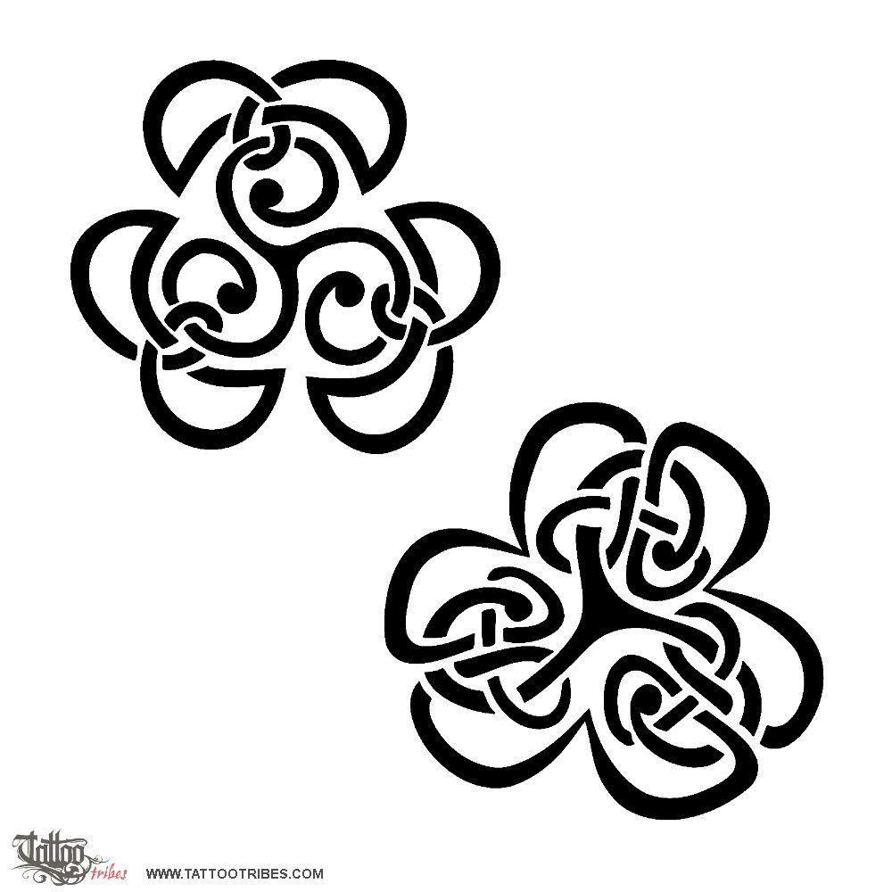 Triskell shamrock irish charm the shamrock is one of ireland the shamrock is one of ireland symbols and the triskell buycottarizona