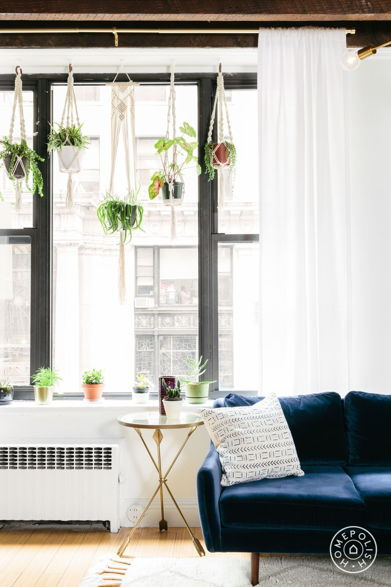 A Boho Yoga Studio for Brooklyn\'s Heatwise | Warm colors, Cozy and ...