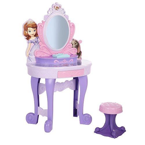 Toys R Us Sofia The First Royal Talking Vanity English