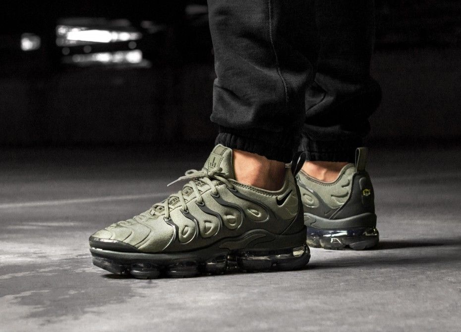 72e916cf851 NIKE AIR VAPORMAX PLUS -  DARK STUCCO  LIMITED EDITION TRAINERS ALL SIZES   Nike  Lifestyle