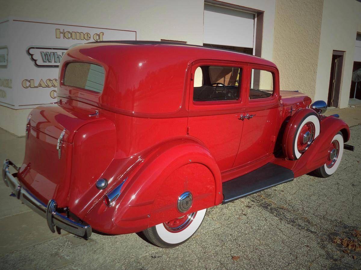 1934 Nash Advanced Eight | Old Rides 5 | Pinterest | Cars