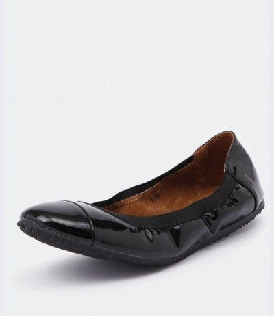 Olivia Patent Elastic Black from Walnut Melbourne