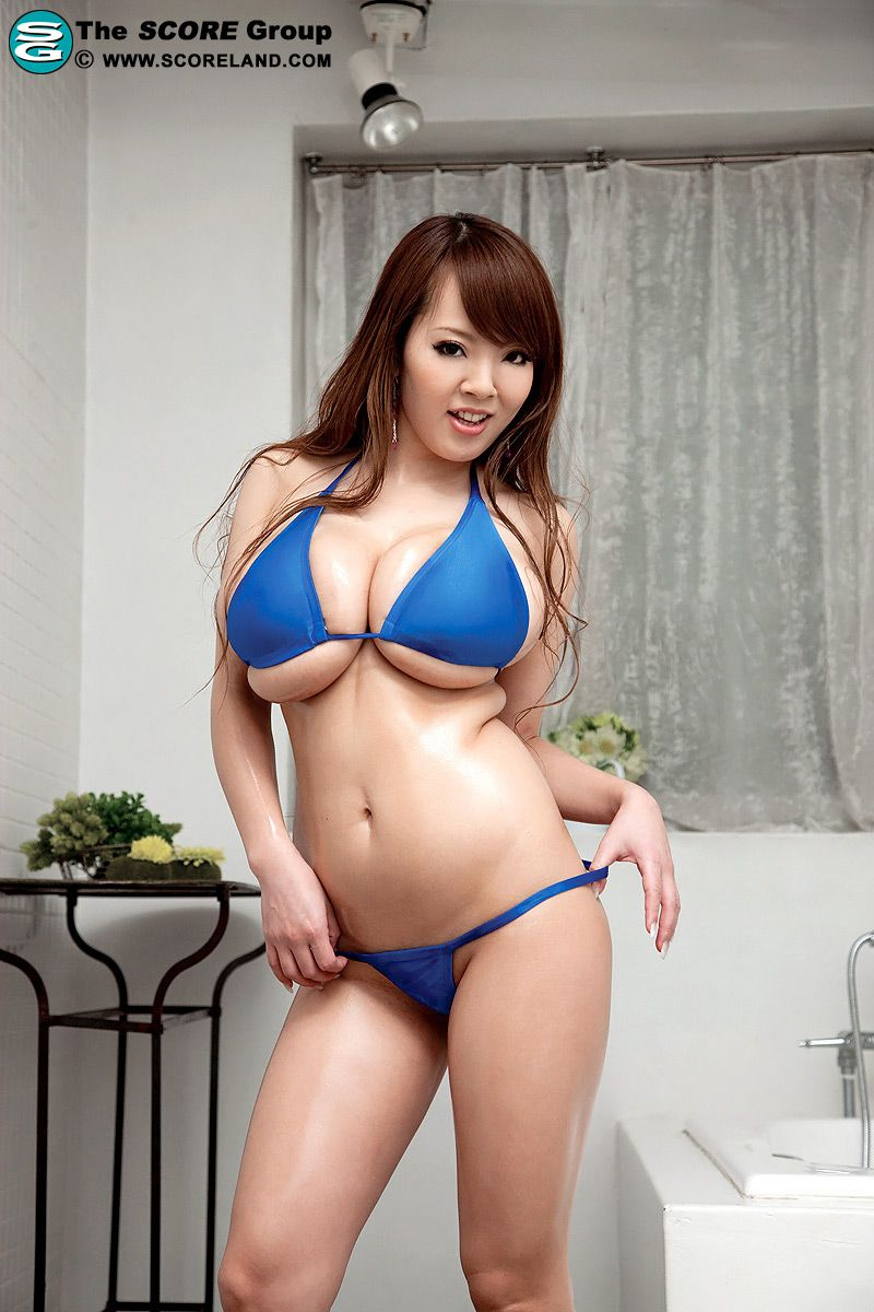 HUGE BOOB ASIAN