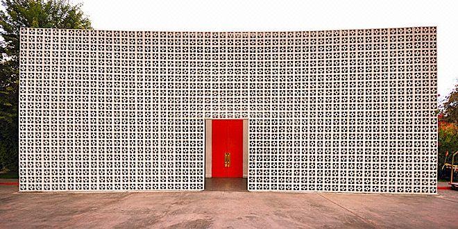 Decorative Concrete Blocks In Mid Century Modern Homes