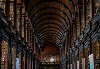 Library Trinity College