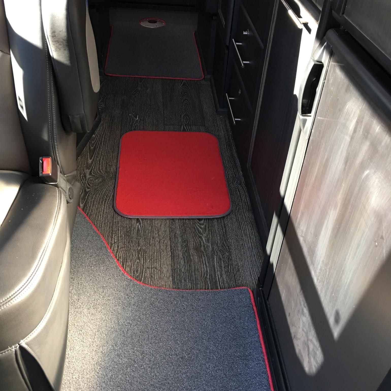 great our s sunken rv floor it and floorboards reinforced cut mat mats of restored original out in well the this pin floors under was