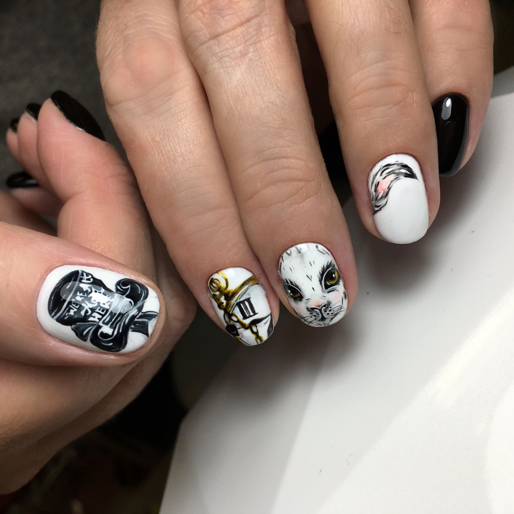 объемный дизайн ногтей в стиле Sweet Bloom - Тюменский ...