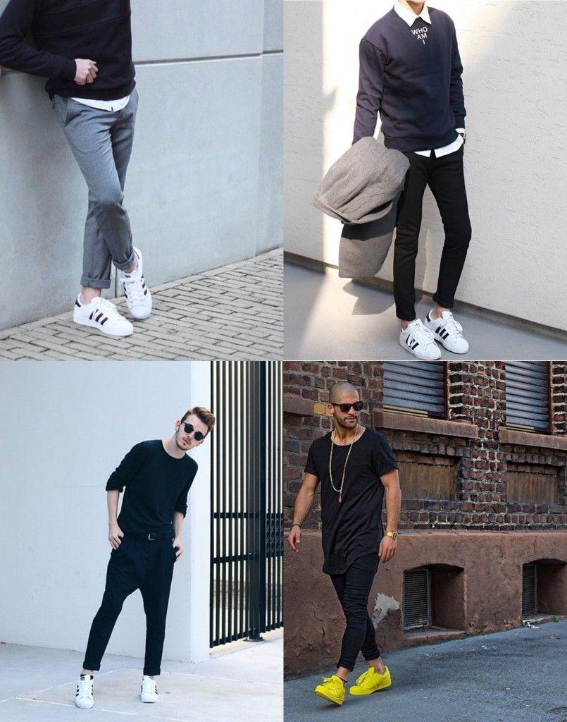 adidas superstar di moda
