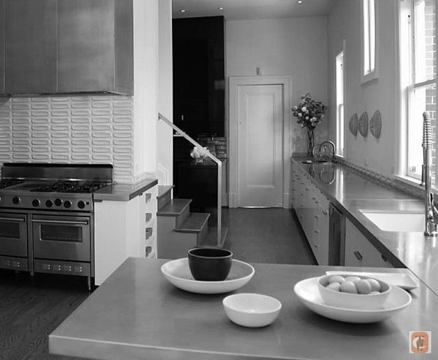 zincshowcase2bw2 zinc countertops cheap kitchen makeover countertops on kitchen zinc id=44534