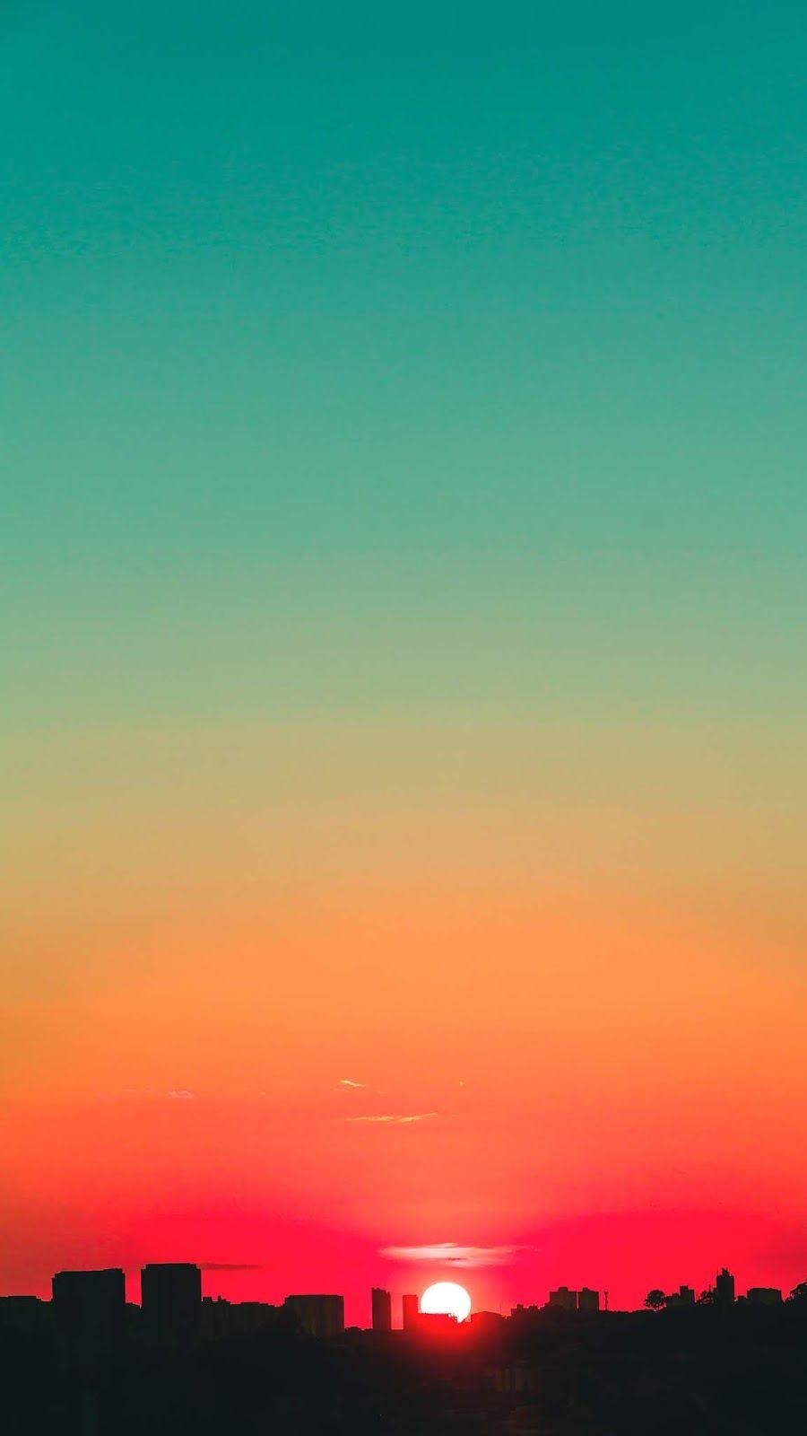 Sunset Sunset Wallpaper Sky Aesthetic Beautiful Wallpapers