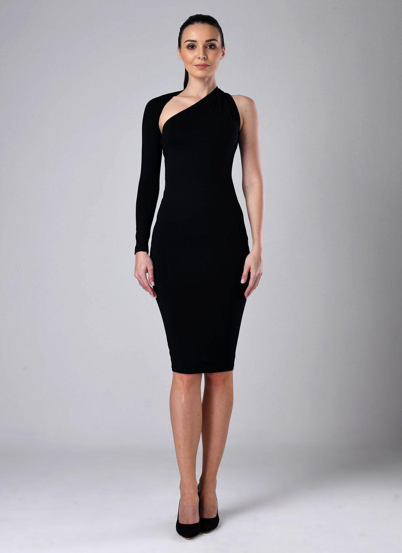 Dasha Modern Dress- Black  Black dress, Modern dress, Birthday