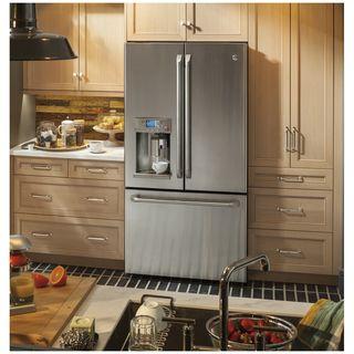 GE Profile 22.1 Cu. Ft. Counter Depth Refrigerator   17245926 .