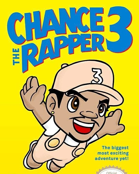 Pin by Andrew Slac on GEEK | Chance the rapper, Chance the ...