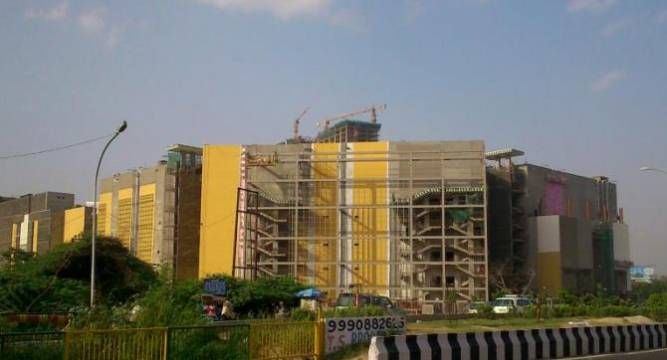 Live in #Noida and interested in shopping? A new mall coming up for you in November