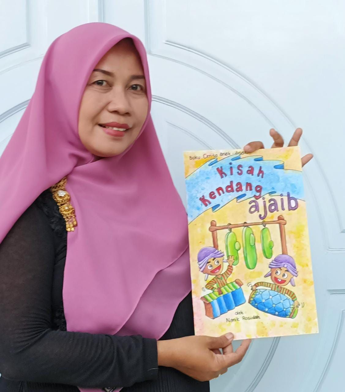 Tutorial Gambar Ilustrasi Cover Buku Gambar Buku Anak Anak