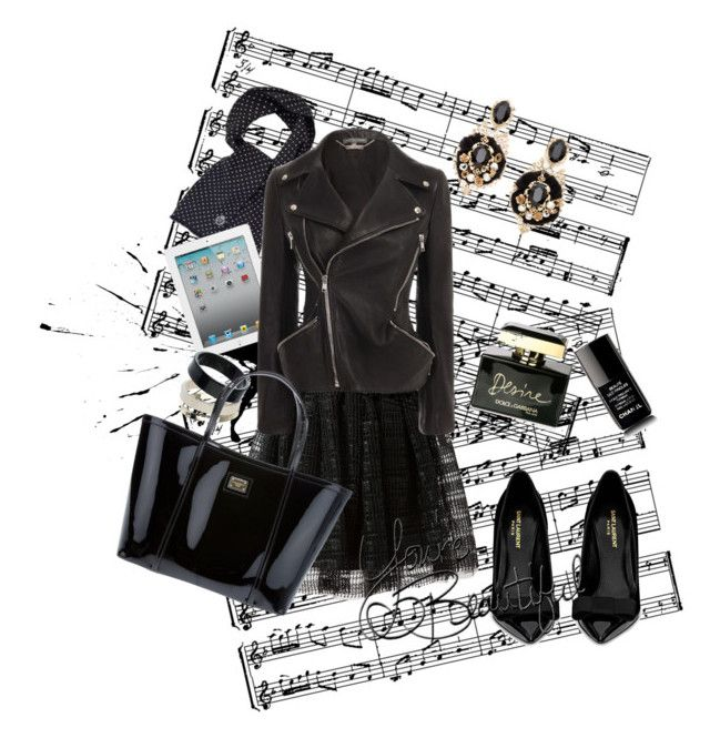"""Mystical black ♥"" by ilovechanel99 ❤ liked on Polyvore"