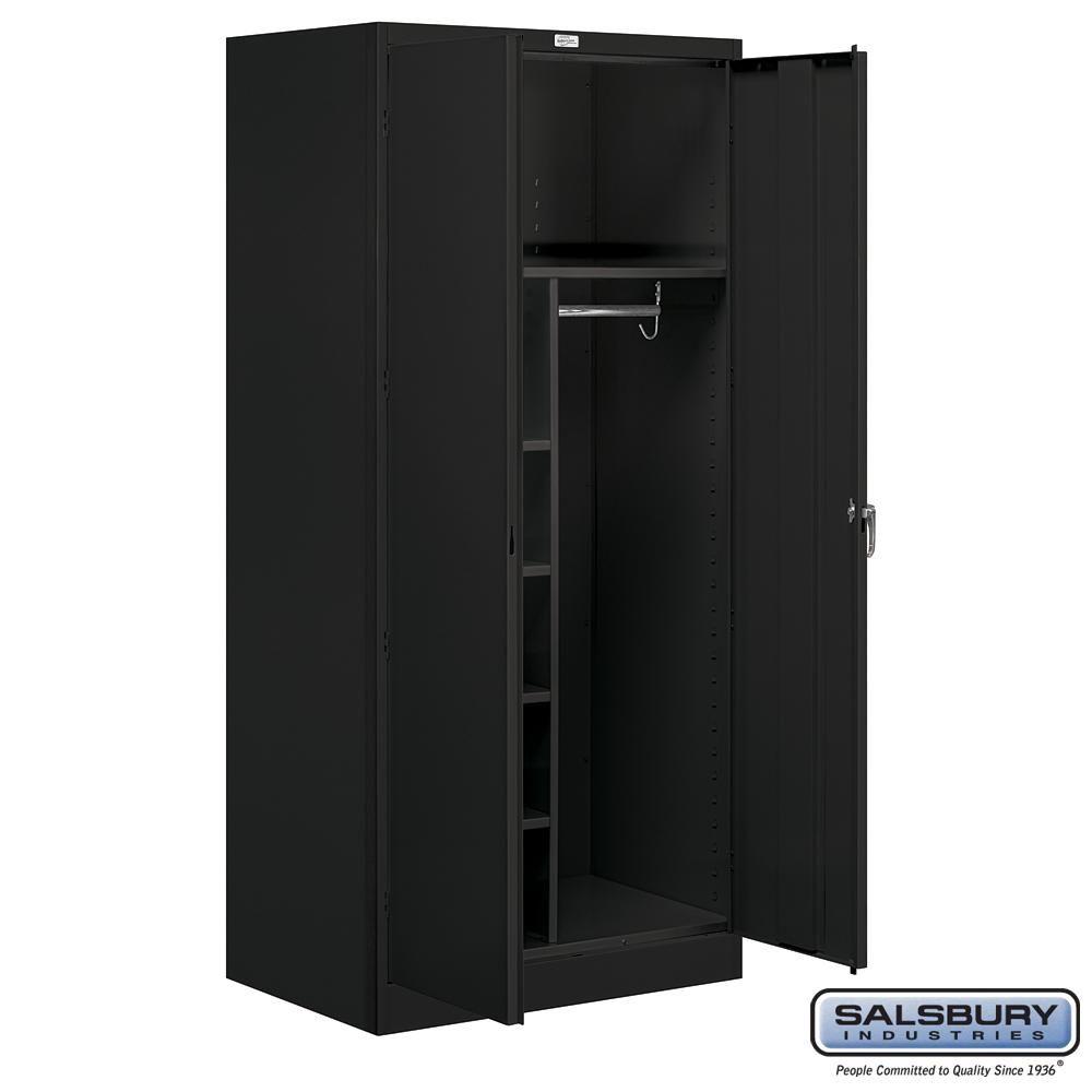 Salsbury Industries 9274blku 594 50 Wardrobe Storage Cabinet Metal Storage Cabinets Storage Cabinet