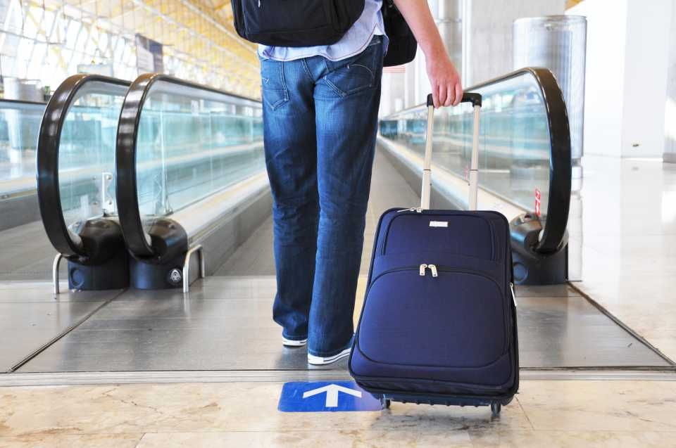 Tips to make life easier when travelling through Heathrow Airport in London.