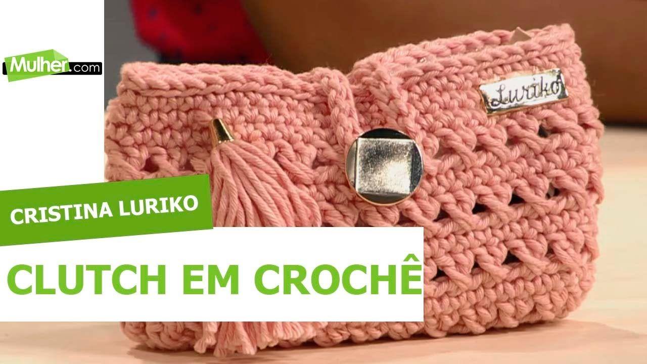Bolso de ganchillo – Cristina Luriko – 28/11/2019