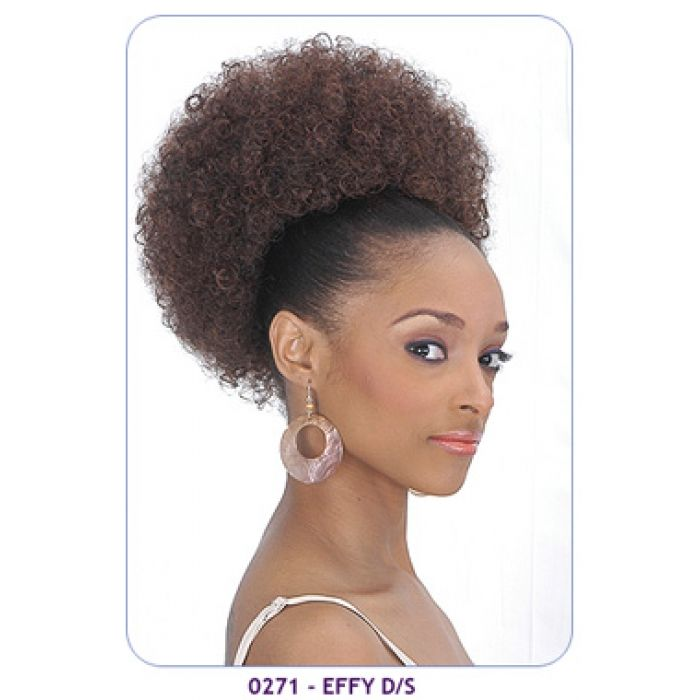 Afro Puff Drawstring Ponytail Synthetic Drawstring Ponytail 0271 Effy D S Large Size Afro Puff Black Hair Wigs Drawstring Ponytail Afro Ponytail