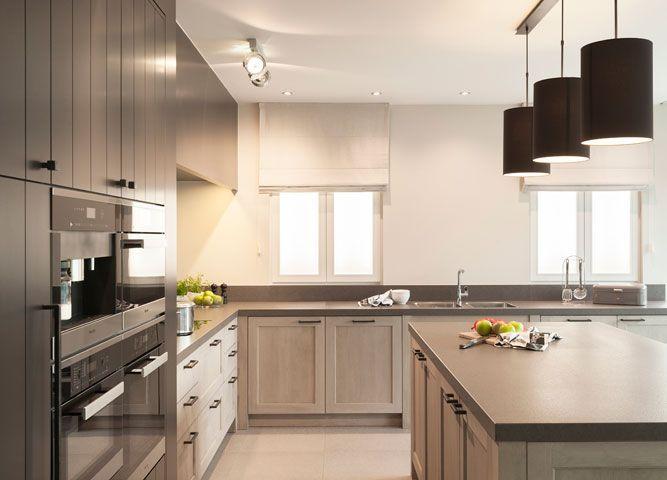 Badkamer Modern Landelijk : Fotogalerij landelijk keukens uytterhoeven interieur