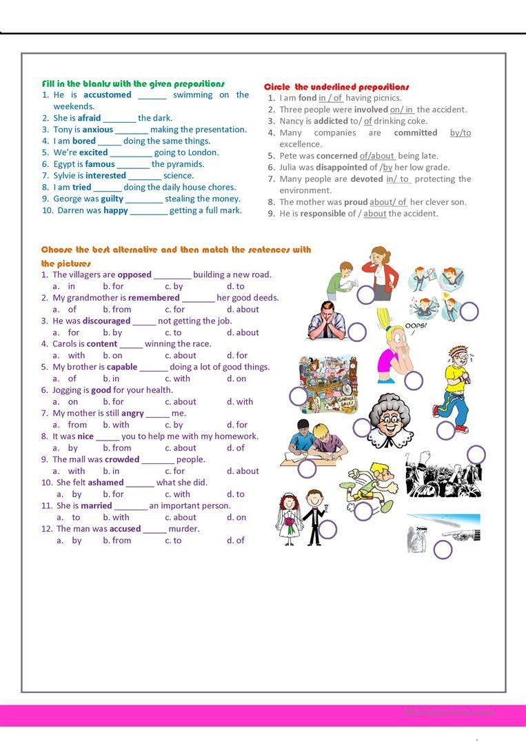 7th Grade Language Arts Worksheets Revision for the 7th