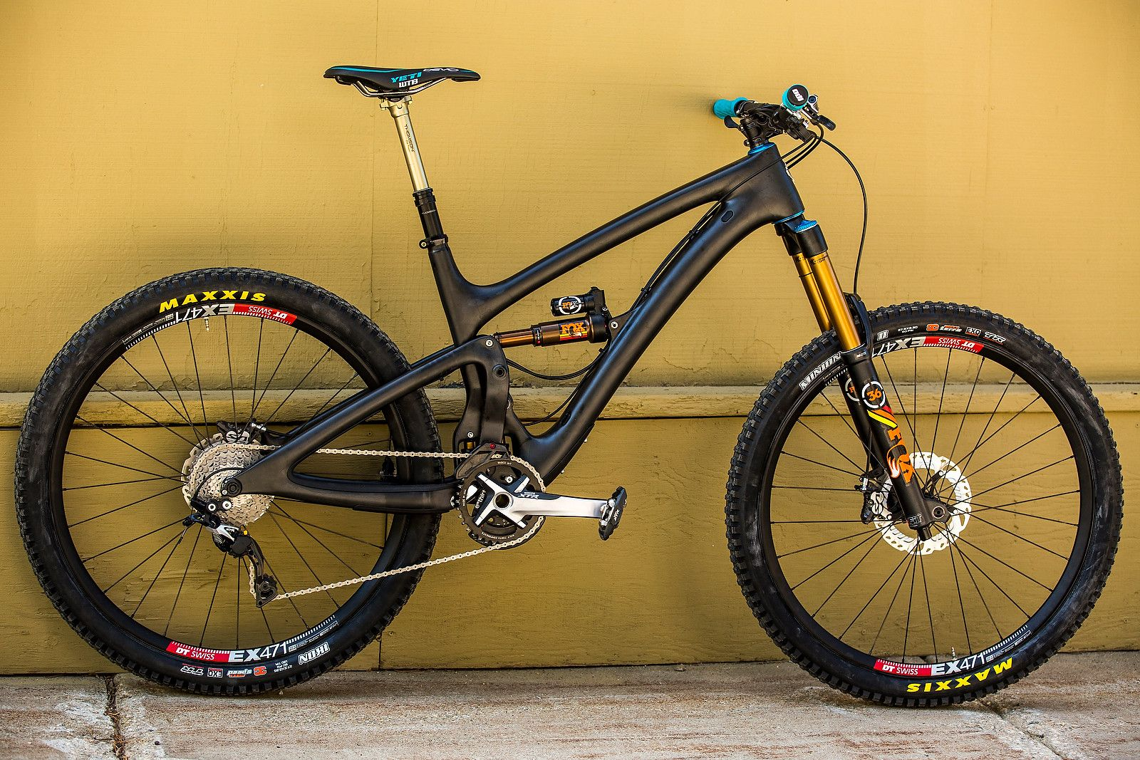 Jared Graves Prototype Long Travel Yeti Sb6c With Switch Infinity