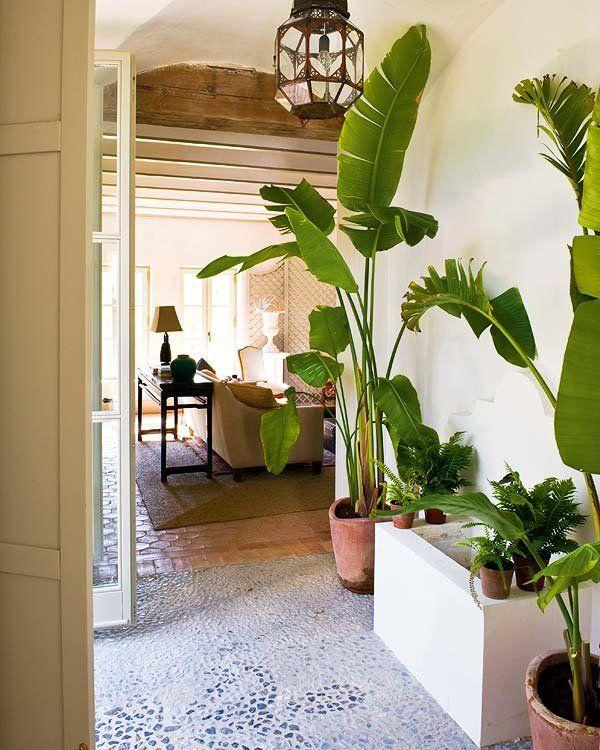 Casa de campo con encanto andaluz recibidores top for Decoracion de casas rurales con encanto
