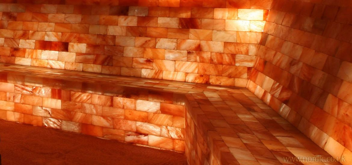 Salt Inhalation Nordic Bespoke Wellness Since 1965 Spa Rooms Salt Room Himalayan Salt