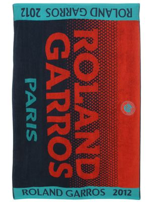 Resultado de imagem para roland garros towel 2012
