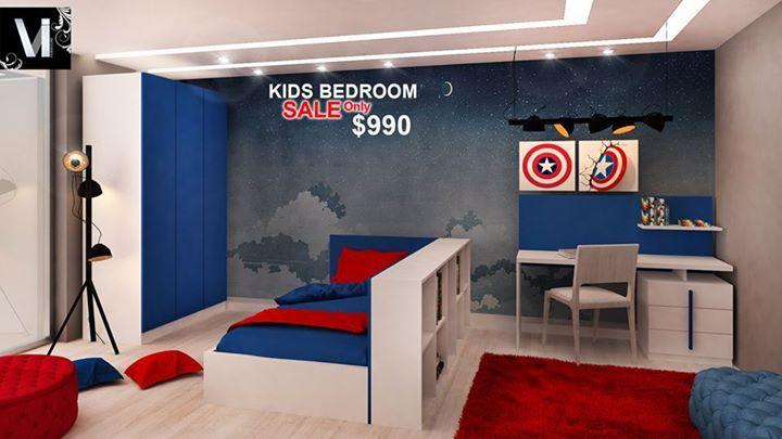 Vi Furniture Saleeee Kids Bedroom Only 990 Call Us 76887782 81226815 Whatsapp 76887782 Instagram Vi Furnitur Bedroom Sofa Kids Bedroom Bedroom Interior