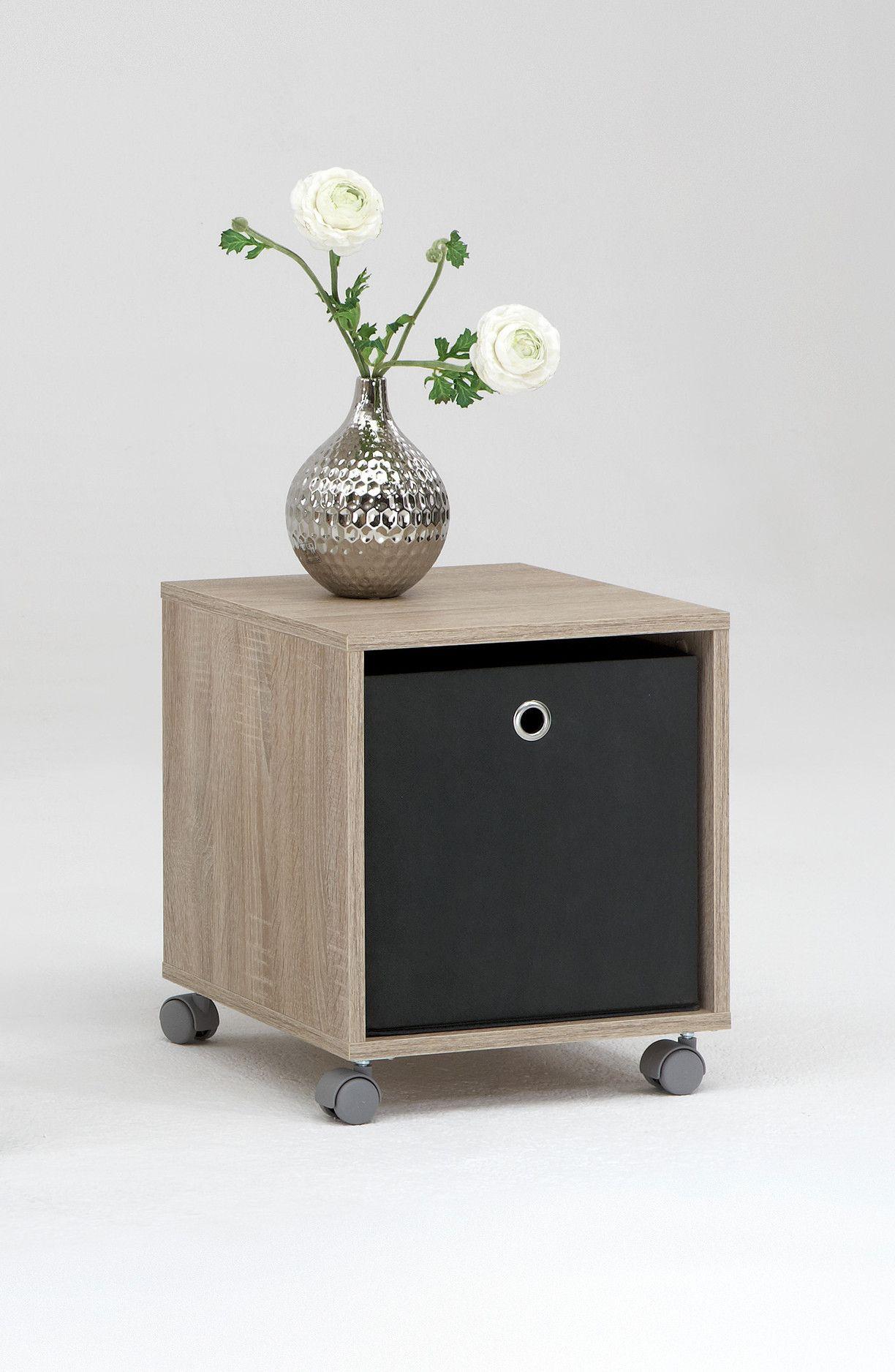 beistelltisch eiche woody 70-00352 holz modern jetzt bestellen, Wohnzimmer dekoo