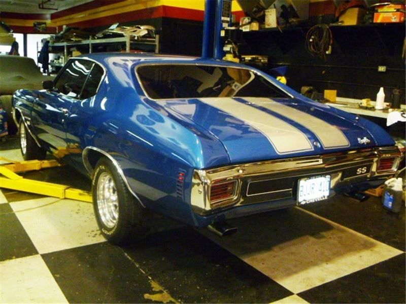 For Sale: 1970 Chevrolet Chevelle Malibu, Peterborough, Ontario ...