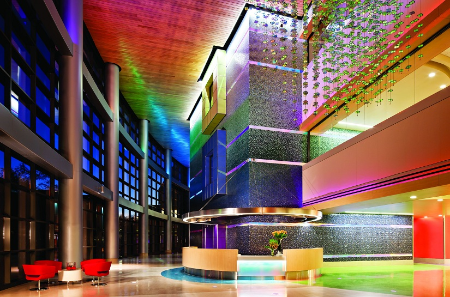 Case Study: A flower blooming in the desert - How Light Enchants at the Phoenix Children's Hospital
