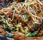 Bok Choy & Chinese Cabbage Stir Fry (V, GF, LF, OMS) #cabbagestirfry