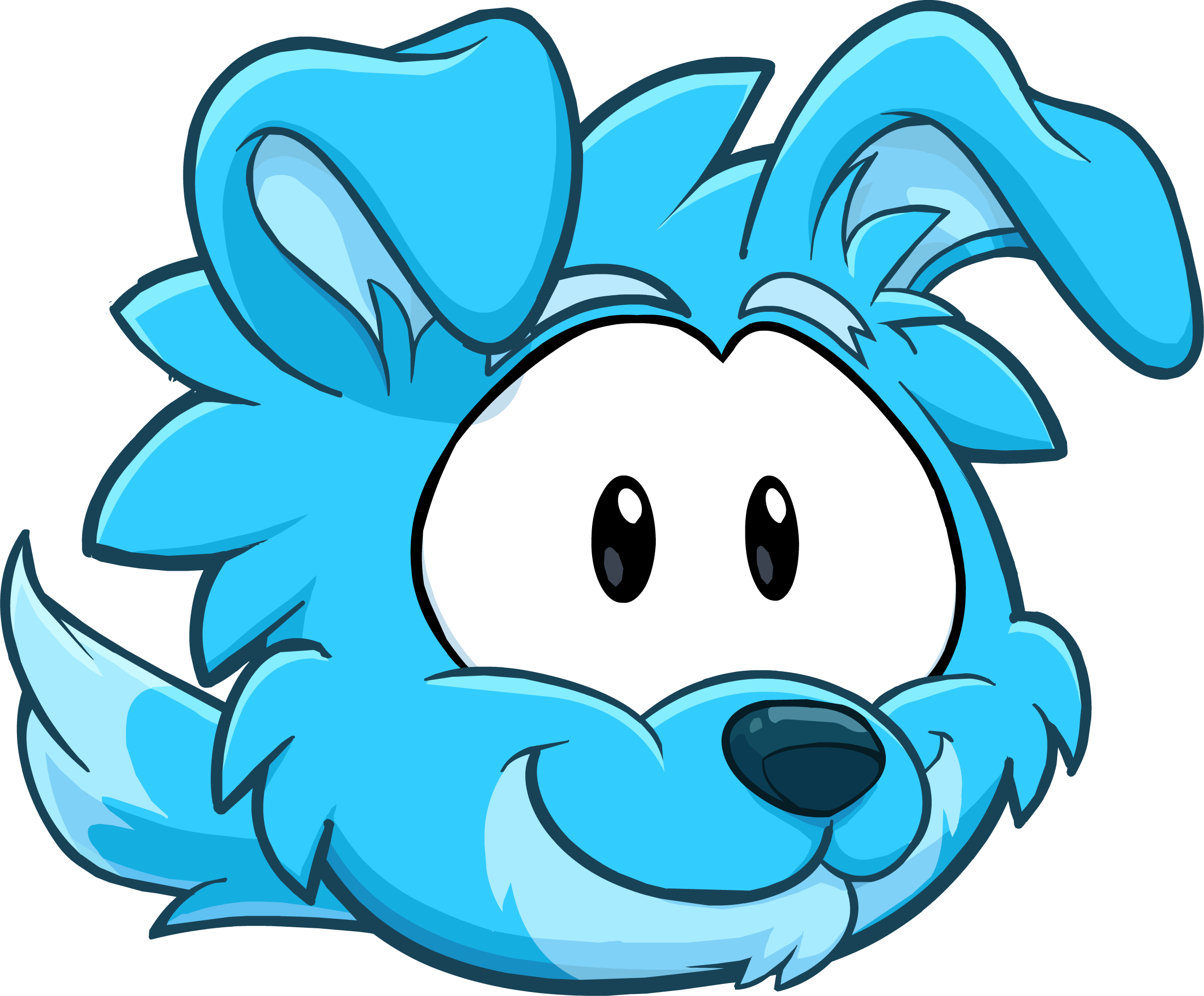 blue border collie | blue border collie, club penguin and penguins - Club Penguin Coloring Pages Ninja
