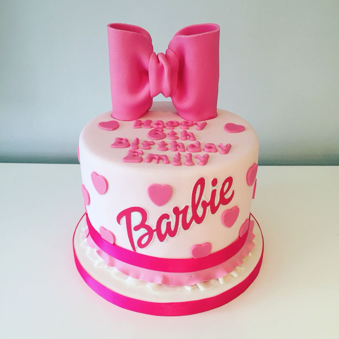 Barbie Zebra Theme 1st And 5th Birthday: Annette 5th Birthday In 2019…