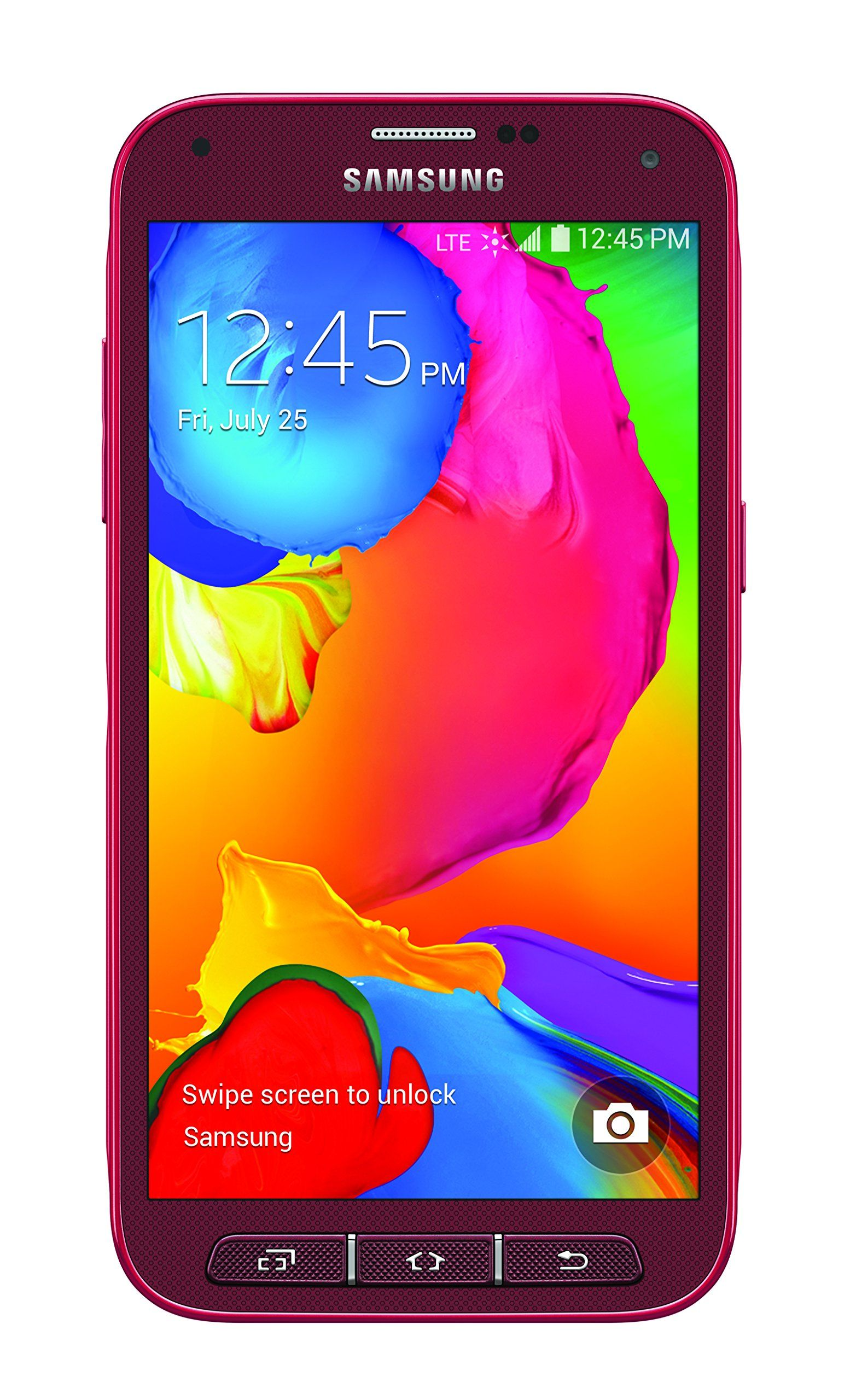 Samsung Galaxy S5 Sport, Cherry Red 16GB (Sprint) | Outlet | Samsung